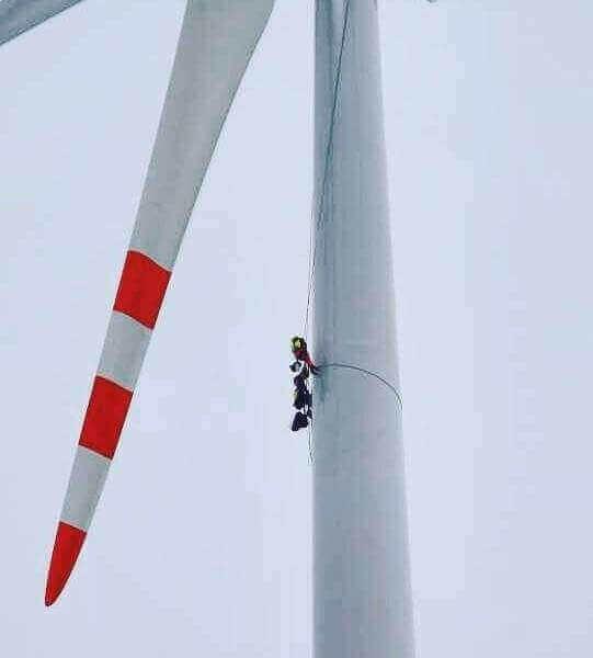 naprawa wiatraka